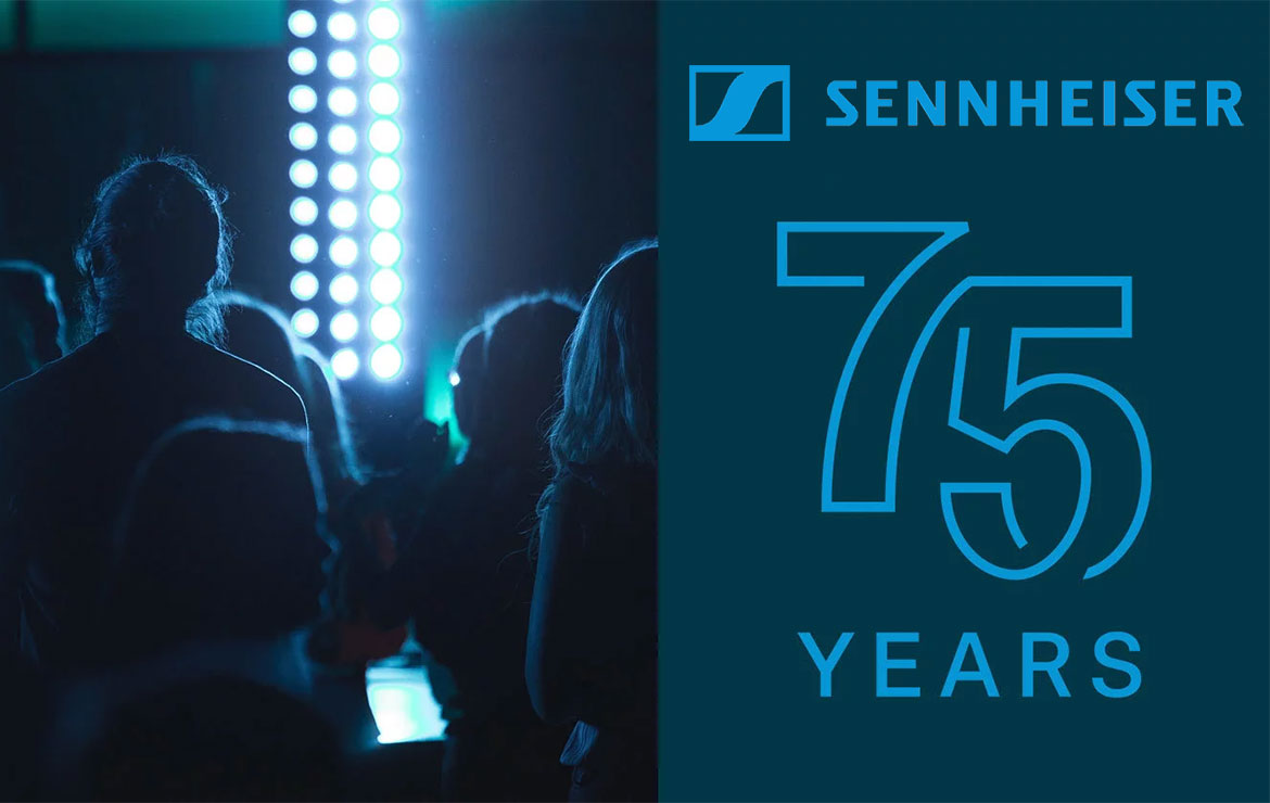 Sennheiser turns 75