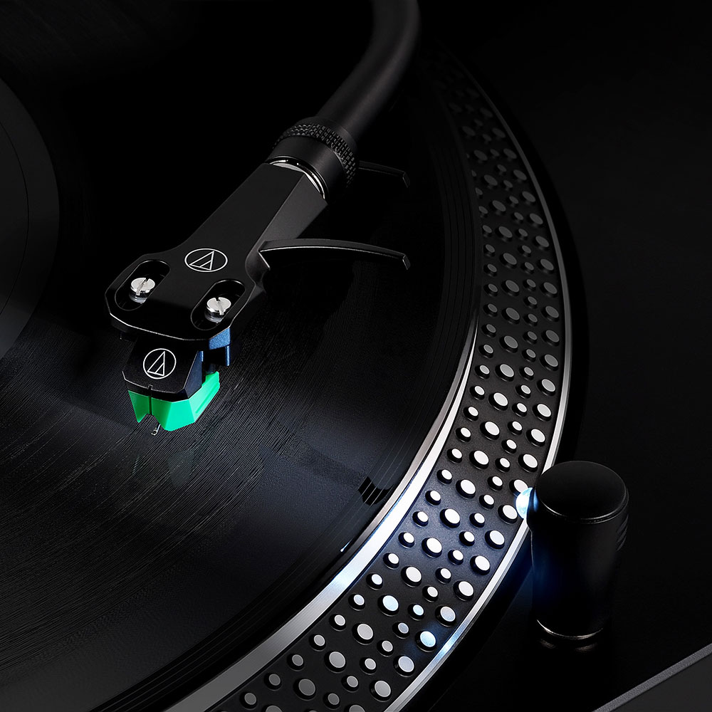 Audio-Technica AT-LP120XBT-USB Turntable - Light