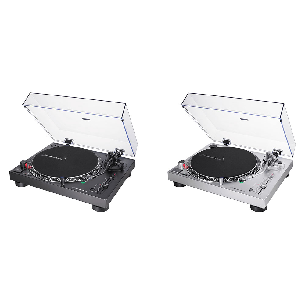 Audio-Technica AT-LP120XUSB Turntable - Colors