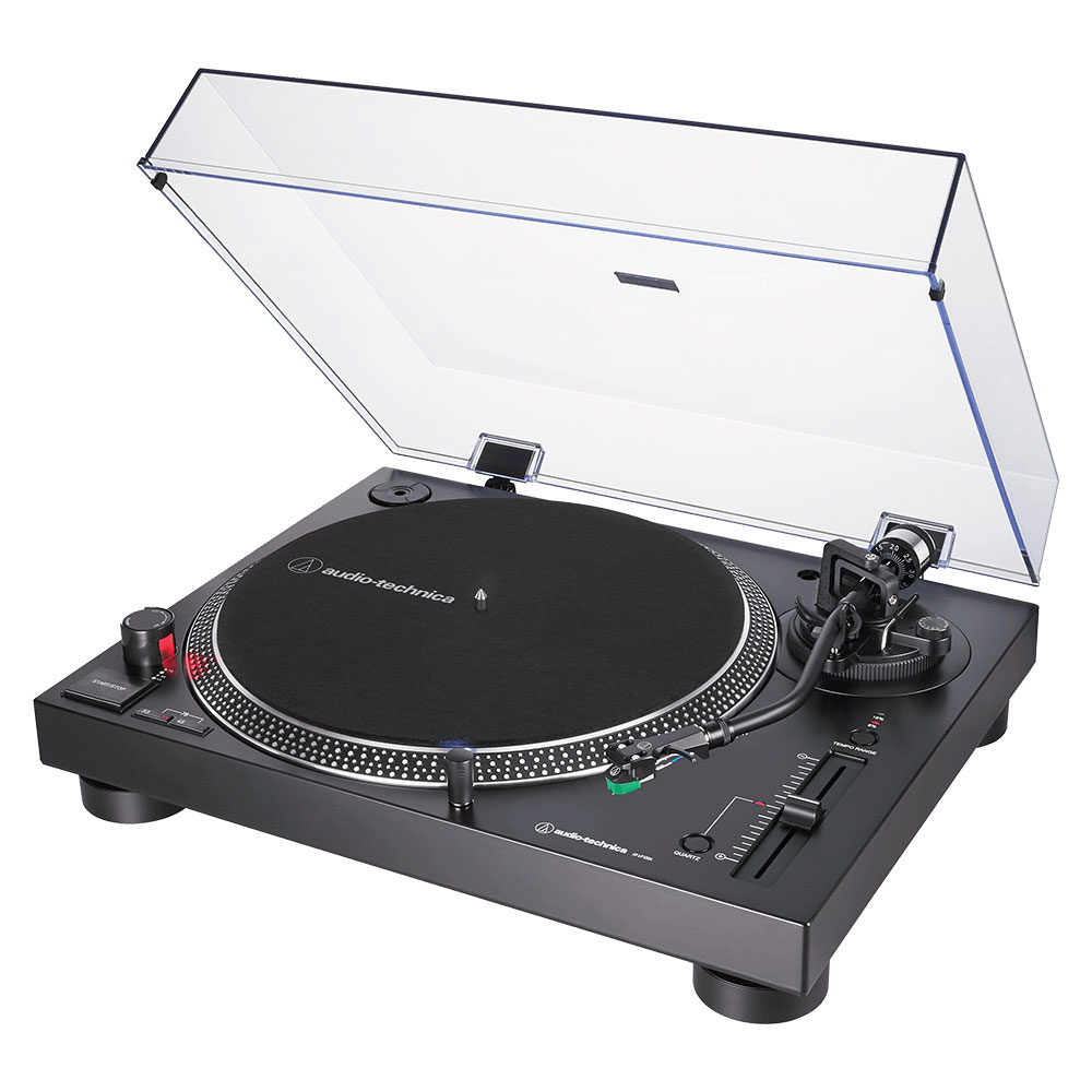 Audio-Technica AT-LP120XUSBBK Turntable
