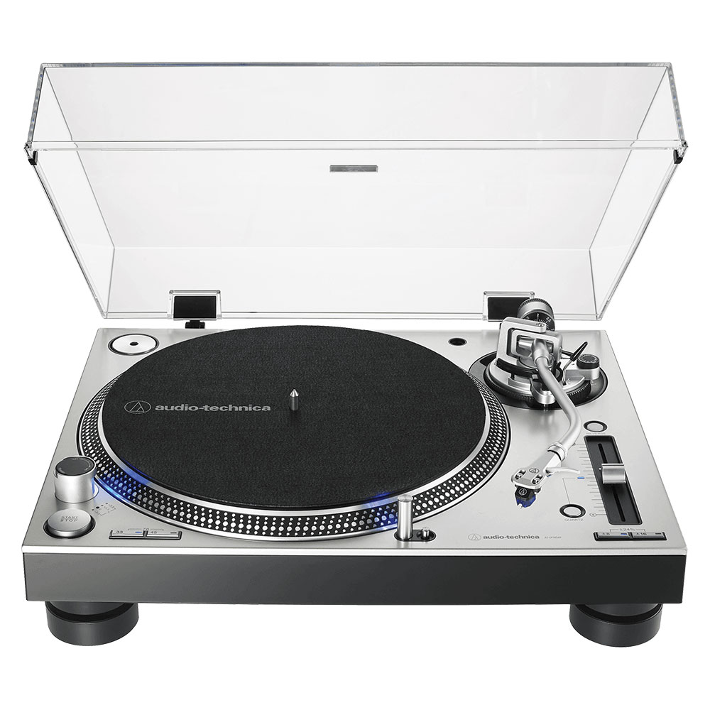 Audio-Technica AT-LP140XPSV Turntable - Front