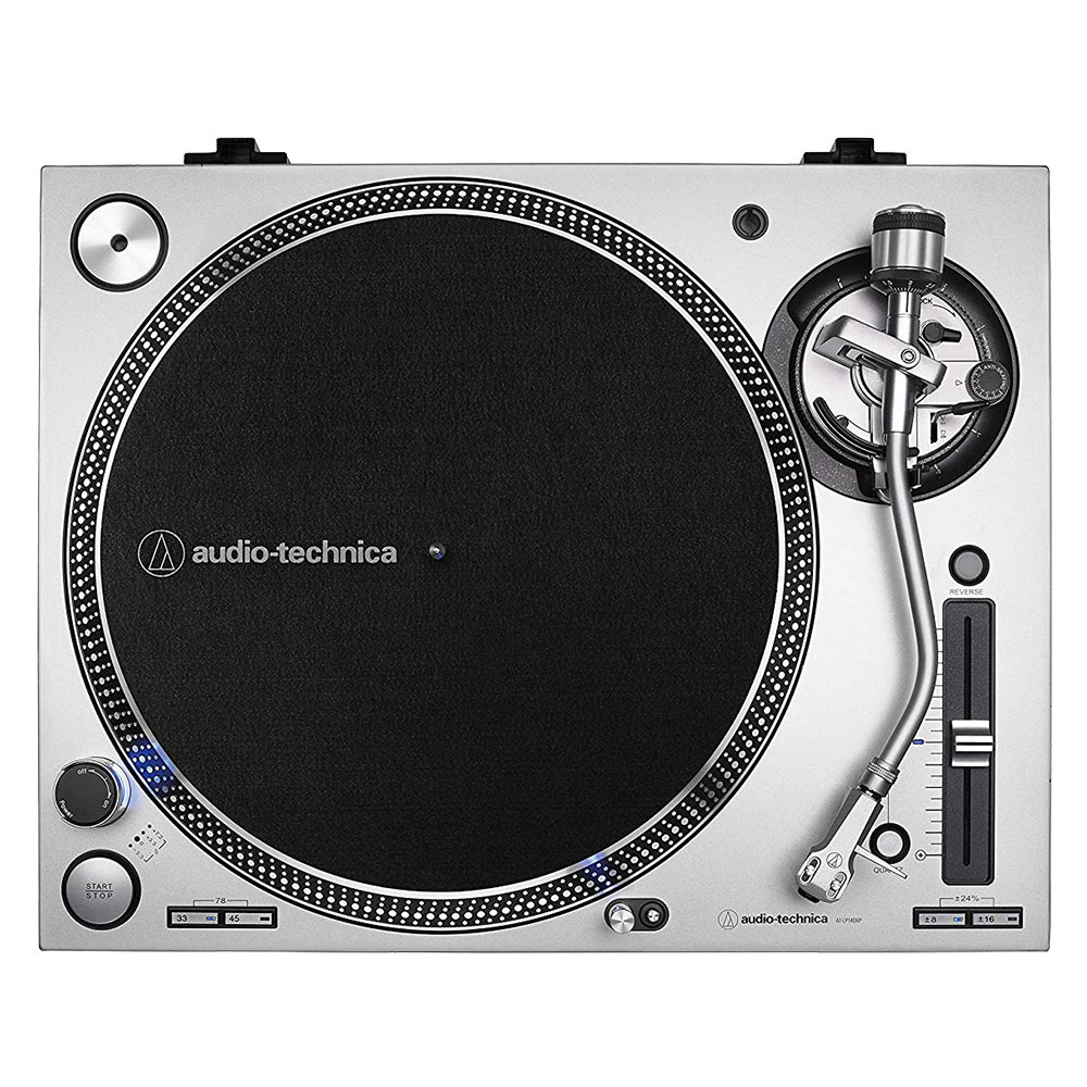 Audio-Technica AT-LP140XPSV Turntable - Top