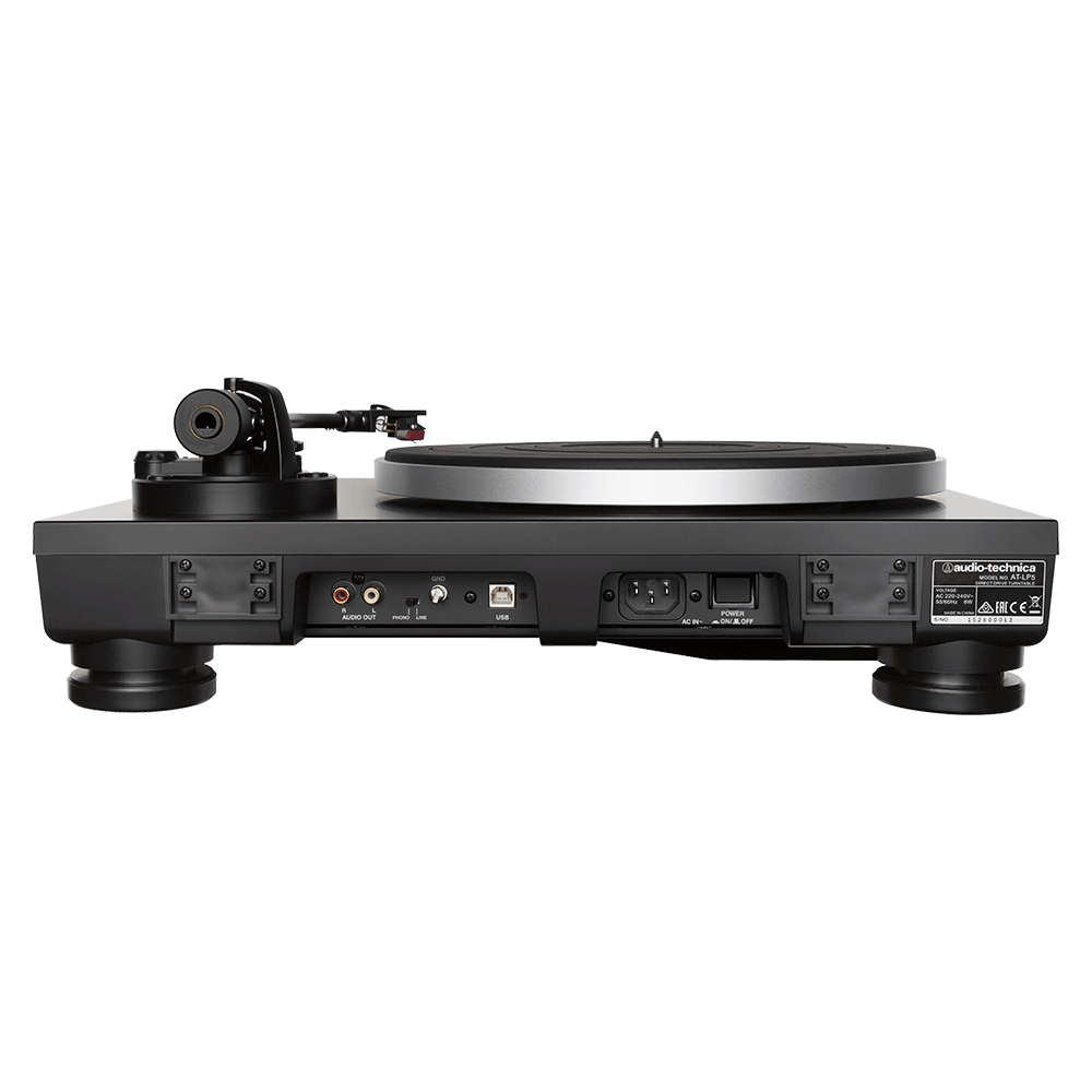 Audio-Technica AT-LP5 Turntable - Product Back