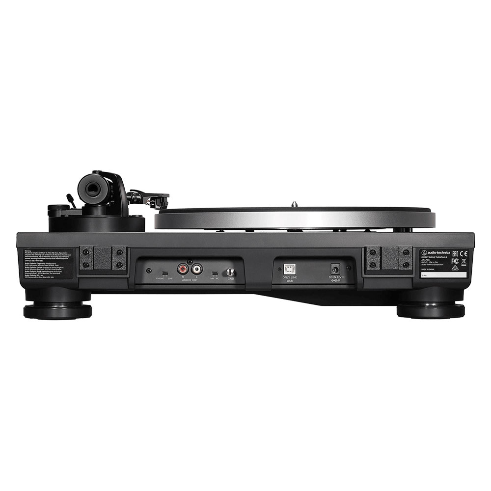 Audio-Technica AT-LP5X Turntable - Back