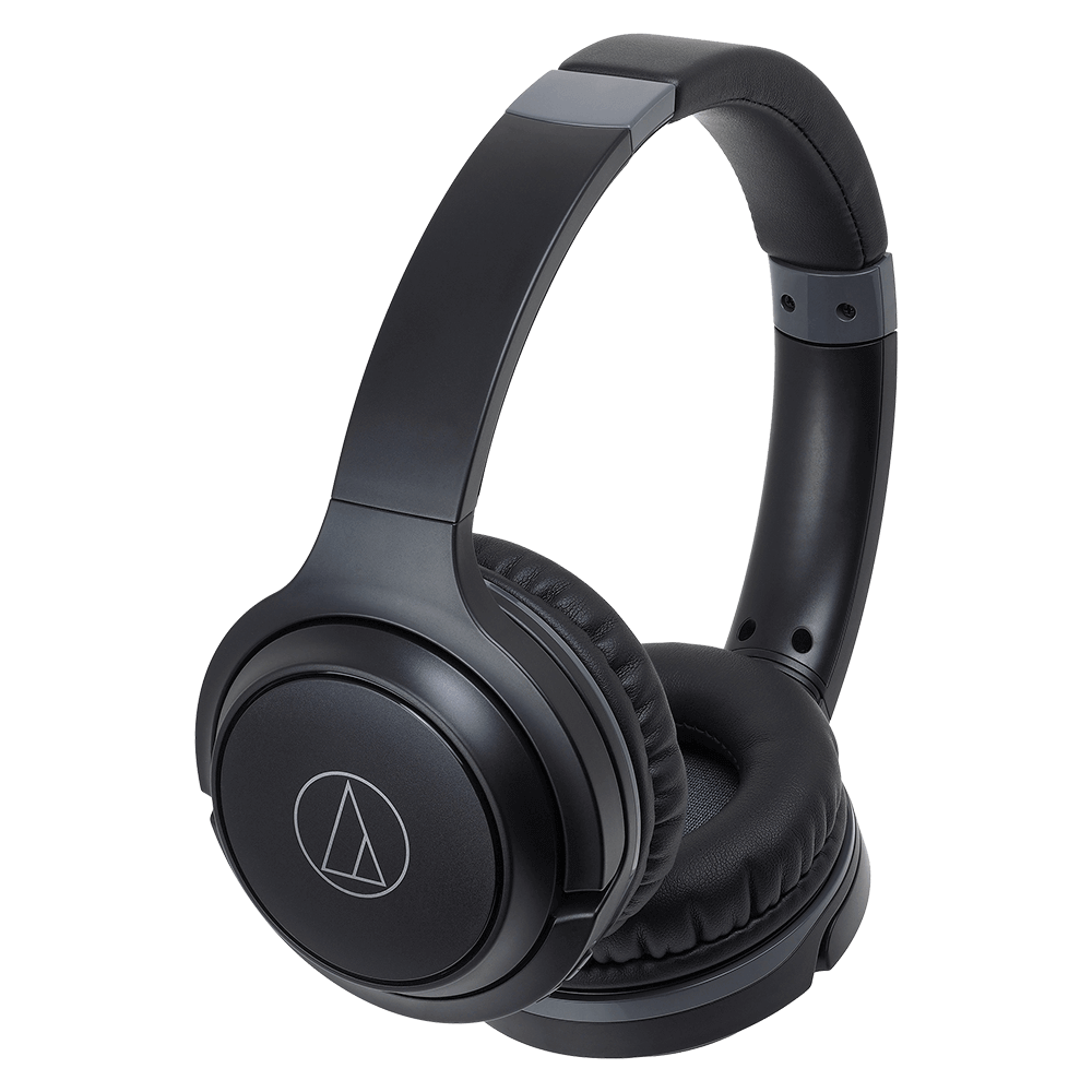 Audio-Technica ATH-S200BT Black Headphones