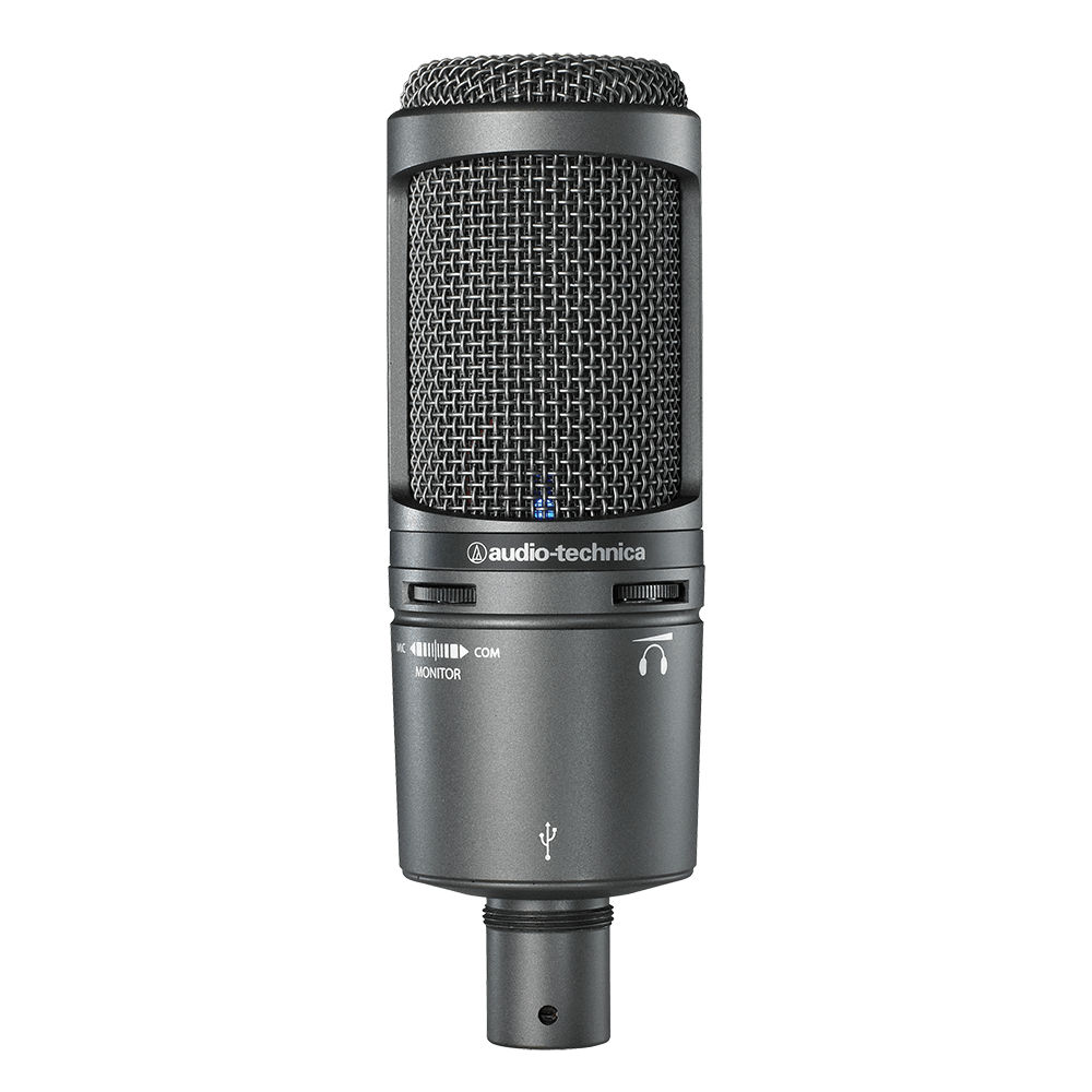 Audio-Technica AT2020USB+ Microphone - Product Front