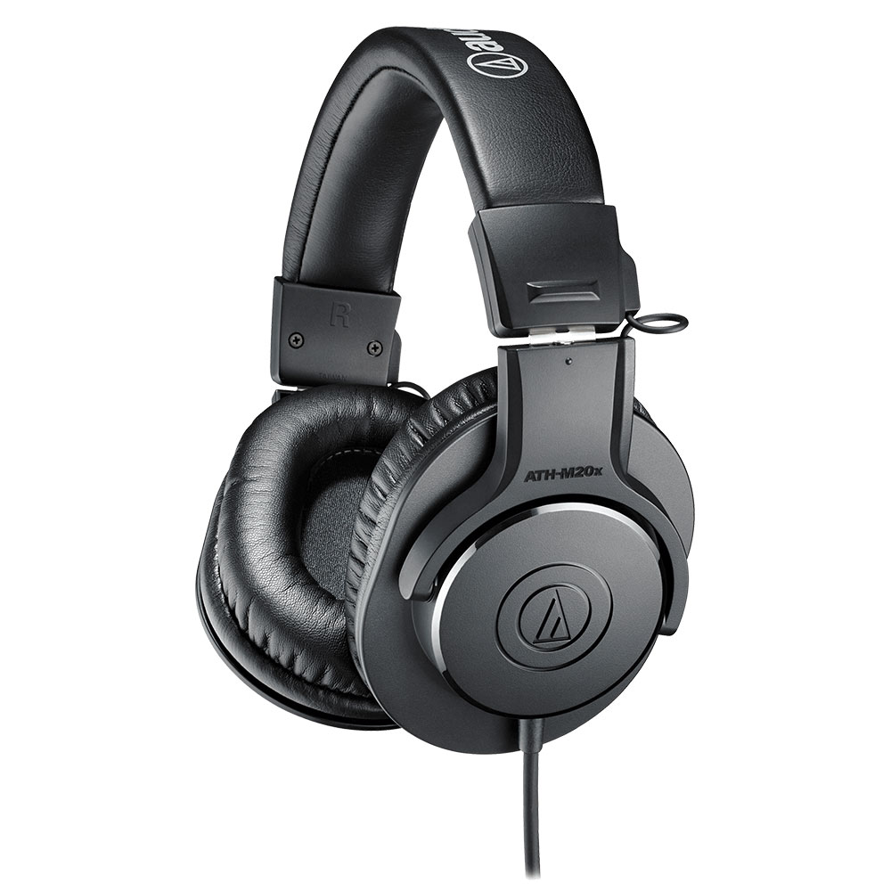 Audio-Technica ATH-M20x Headphones - Product Front