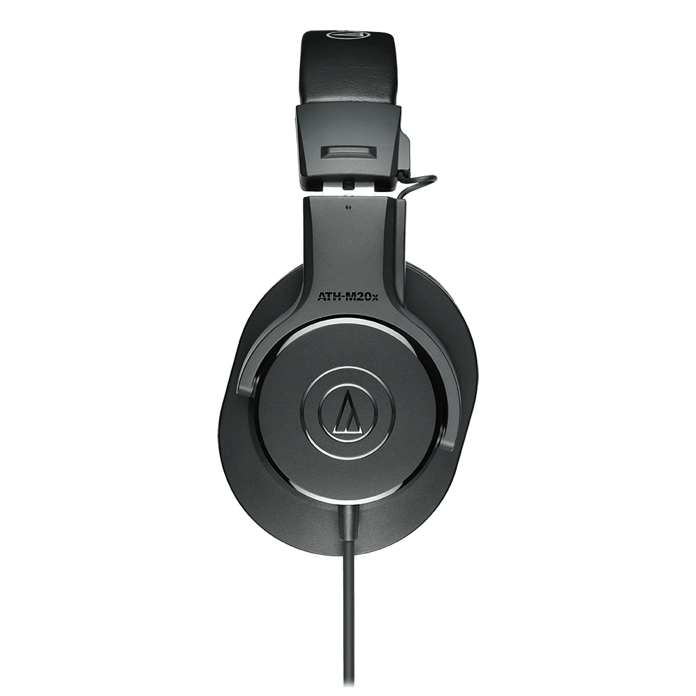 Audio-Technica ATH-M20x Headphones - Product Side
