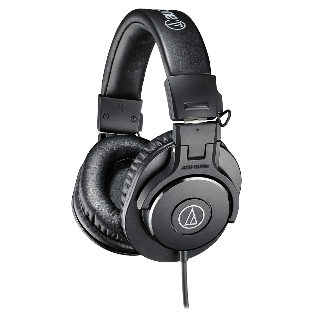 Audio-Technica ATH-M30x Headphones - Product Front