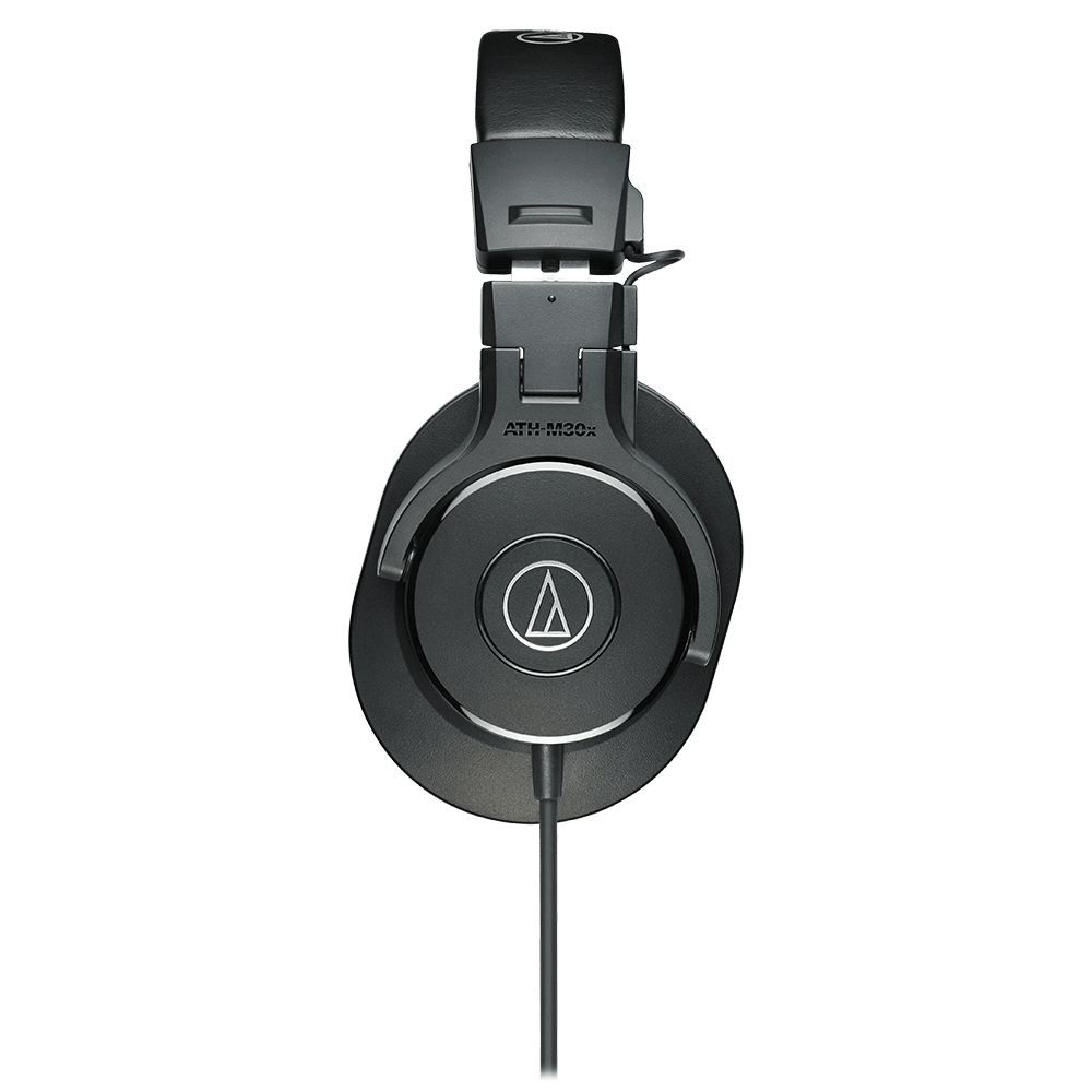 Audio-Technica ATH-M30x Headphones - Product Side