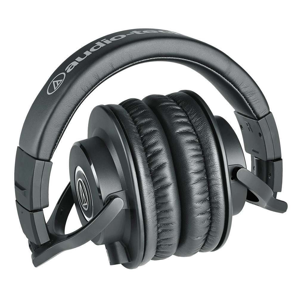 Audio-Technica ATH-M40x Headphones - Product Folded
