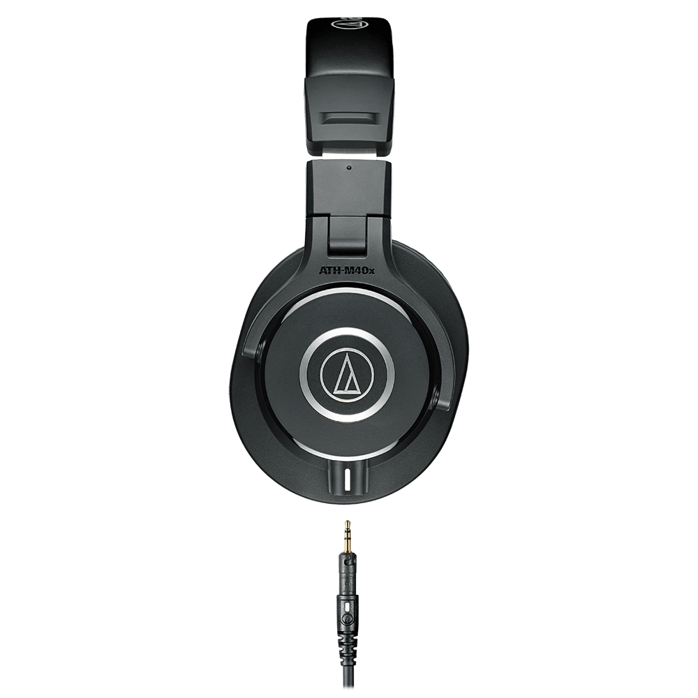 Audio-Technica ATH-M40x Headphones - Product Side