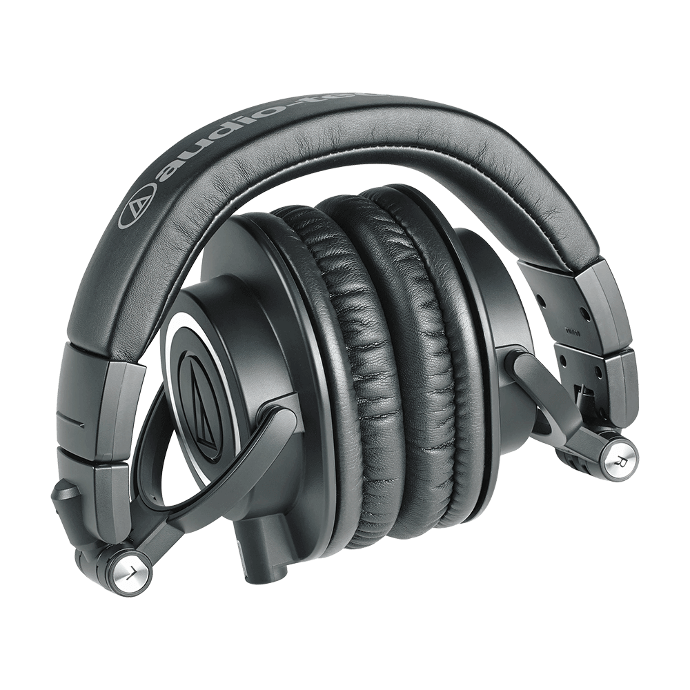 Audio-Technica ATH-M50x Headphones - Product Folded