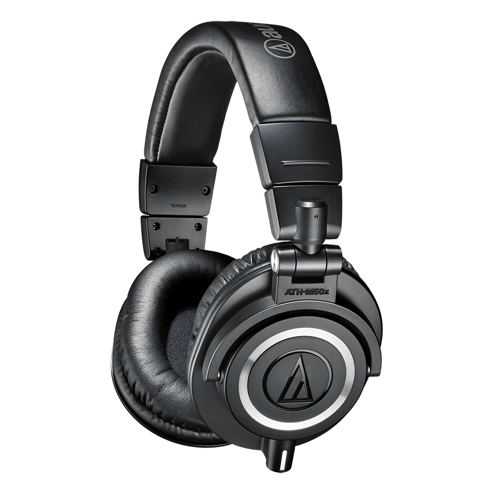 Audio-Technica ATH-M50x Headphones - Product Front