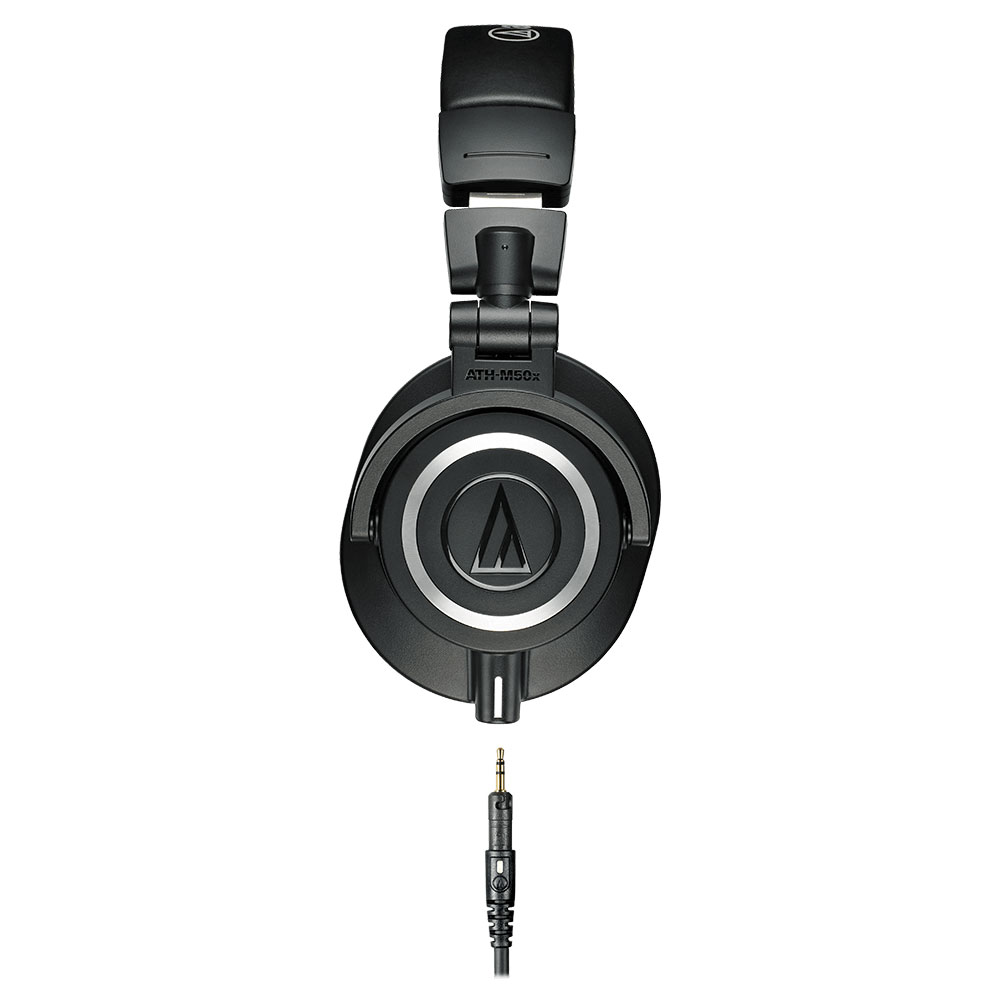 Audio-Technica ATH-M50x Headphones - Product Side