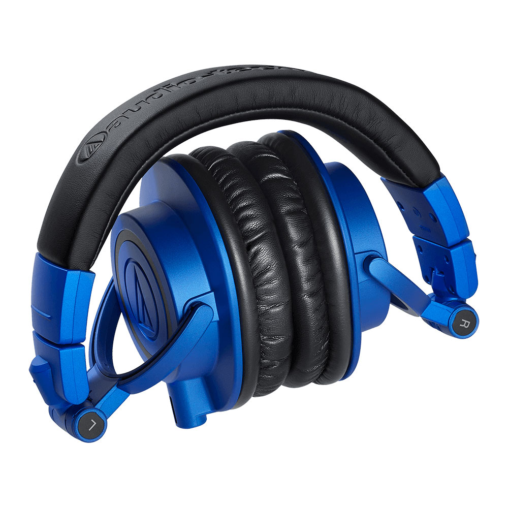 Audio-Technica ATH-M50xBB Headphones - Product Folded