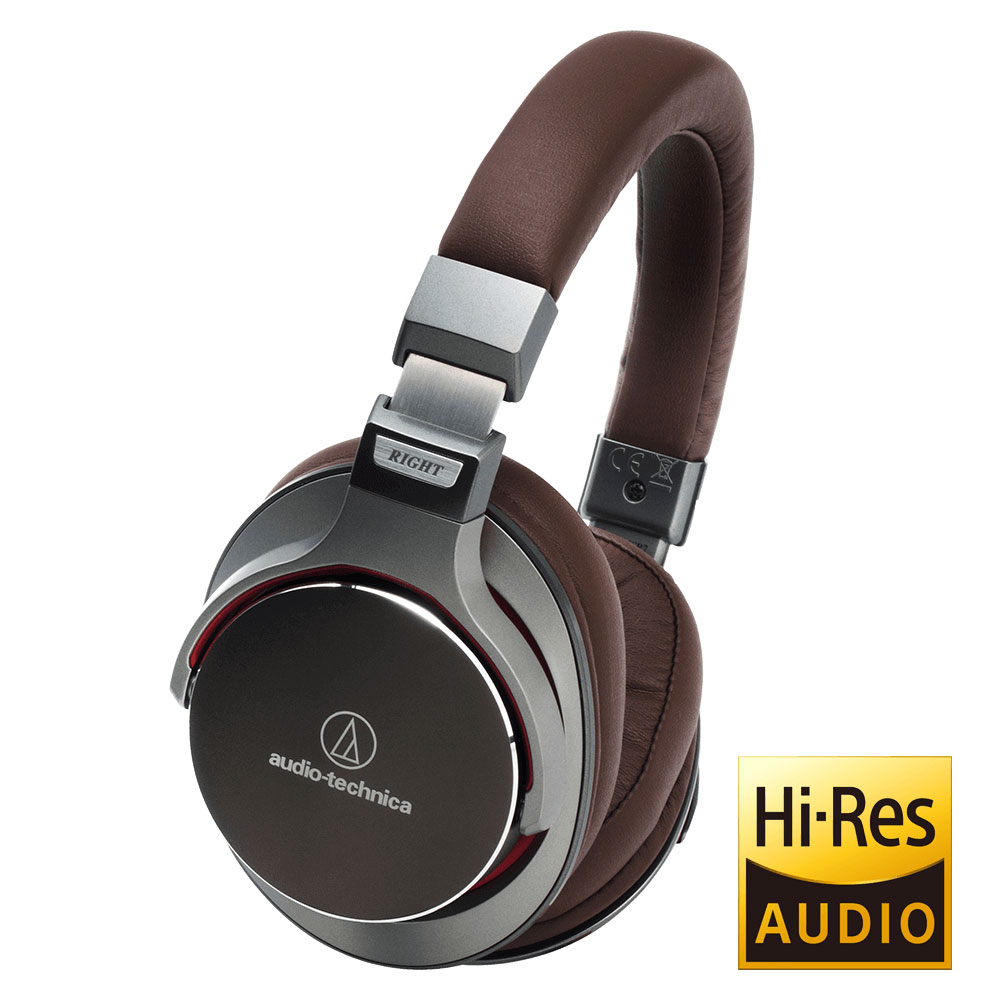 Audio-Technica ATH-MSR7GM Headphones