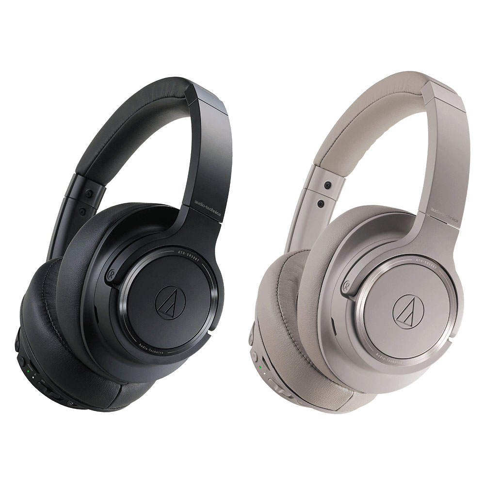 Audio-Technica ATH-SR50BT Headphones - Colors