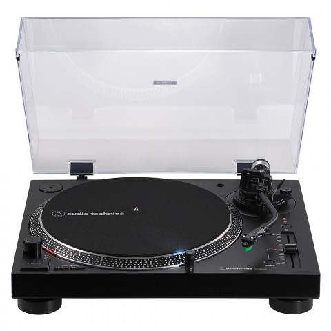 Audio-Technica AT-LP120XBT-USB Turntable - Front