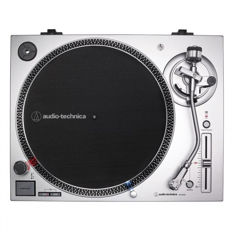 Audio-Technica AT-LP120XUSBSV Turntable - Top