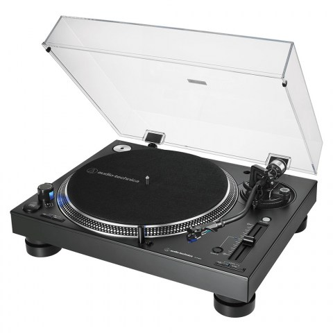 Audio-Technica AT-LP140XPBK Turntable