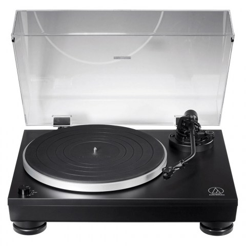 Audio-Technica AT-LP5X Turntable - Front Open