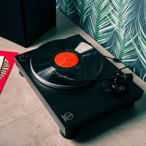 Audio-Technica AT-LP5X Turntable - On the Table
