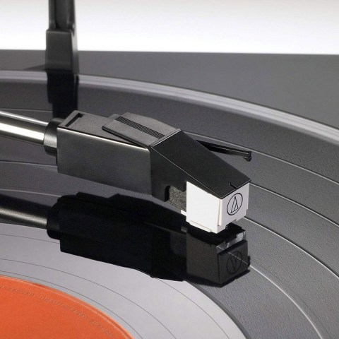 Audio-Technica AT-LP60-BT Turntable - Cartridge