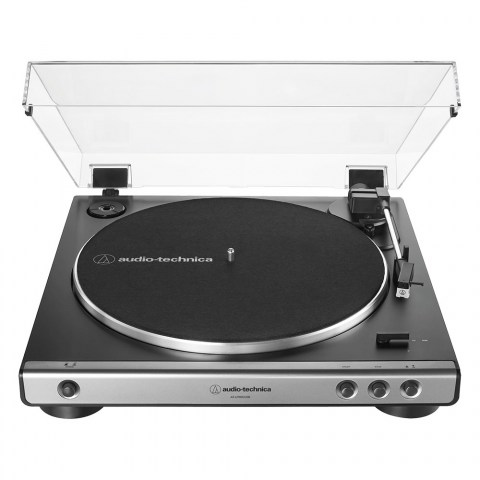 Audio-Technica AT-LP60XUSB Turntable - Front