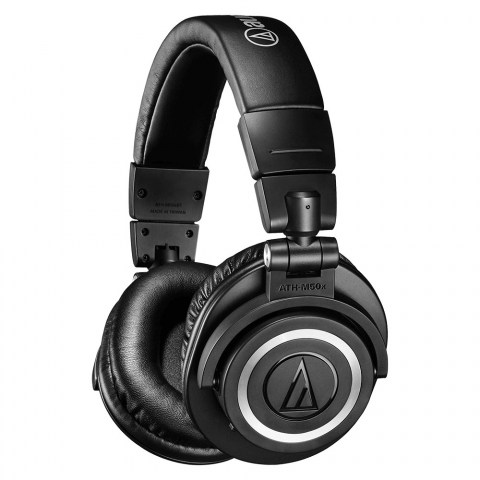 Audio-Technica ATH-M50xBT Headphones - Product Front