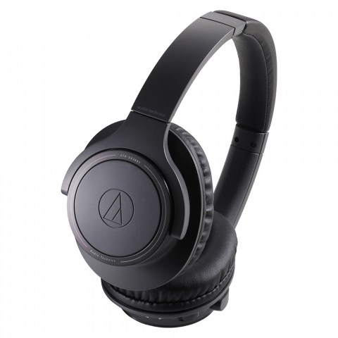 Audio-Technica ATH-SR30BT Black Headphones