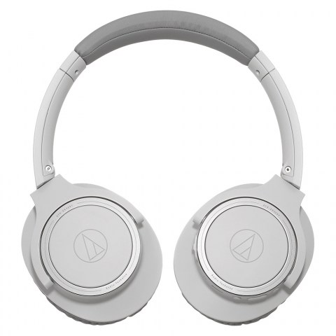 Audio-Technica ATH-SR30BT Grey Headphones - Front