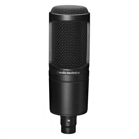 Audio-Technica AT2020 Microphone - Front