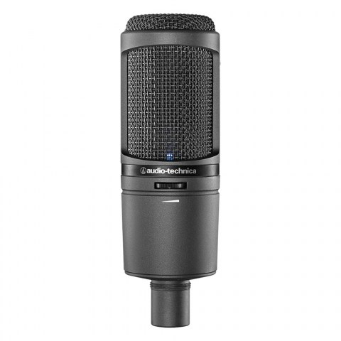 Audio-Technica AT2020USBi Microphone - Product Front