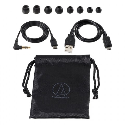 Audio-Technica ATH-ANC100BT Earphones - Accessories