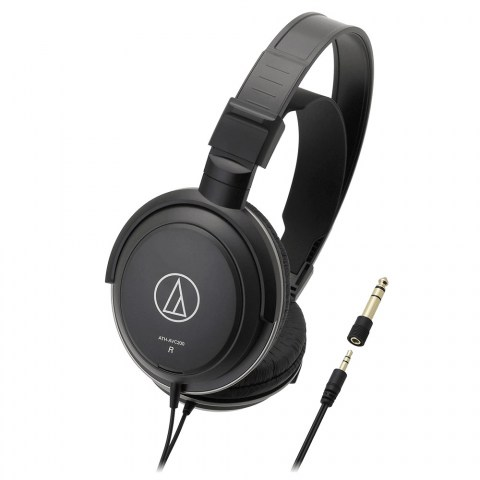 Audio-Technica ATH-AVC200 Headphones