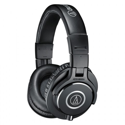 Audio-Technica ATH-M40x Headphones - Product Front