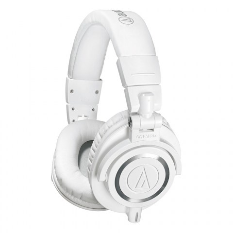 Audio-Technica ATH-M50xWH Headphones - Product Front