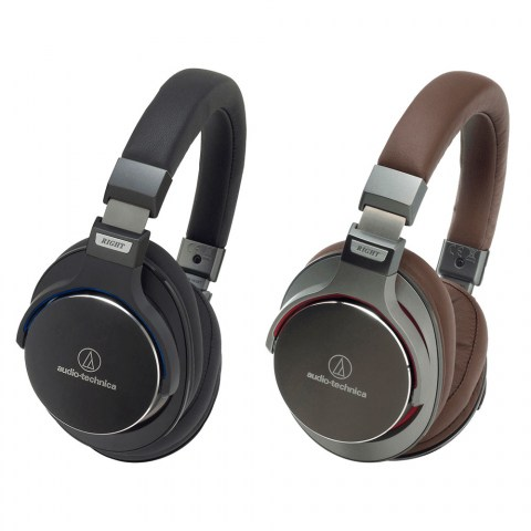 Audio-Technica ATH-MSR7 Headphones - Colors