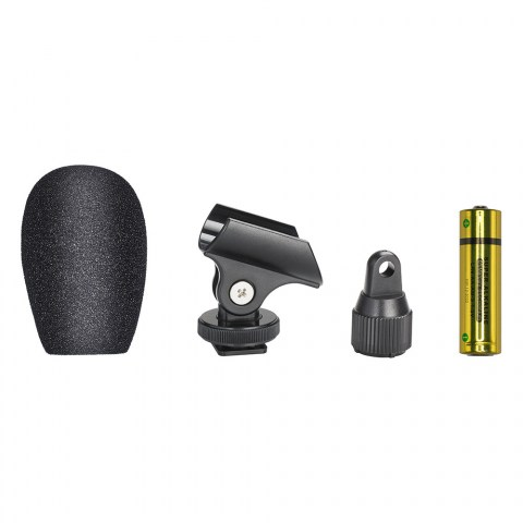 Audio-Technica ATR6250x Microphone - Accessories