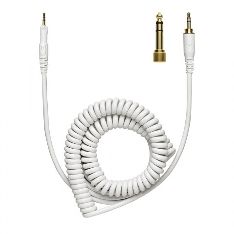 Audio-Technica HP-CC-WH White Cable