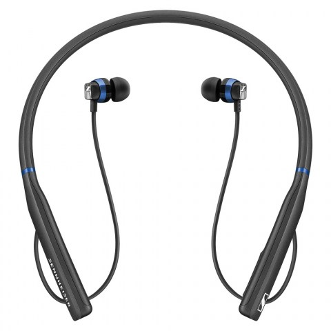 Sennheiser CX 7.00BT In-Ear Wireless Earphones - Front Down