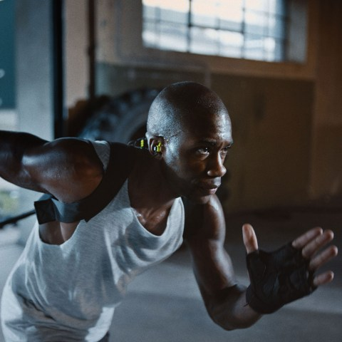 Sennheiser CX SPORT Earphones - Product Application - Man