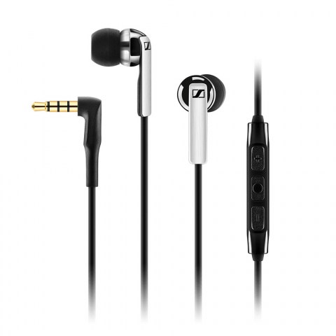 Sennheiser CX 2.00G Black Earphones - Product Front