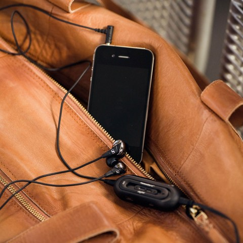 Sennheiser CXC 700 Earphones - Product Application - Phone