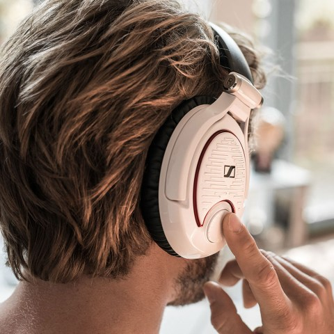 Sennheiser GAME ZERO White Headset - Product Application - Man Back