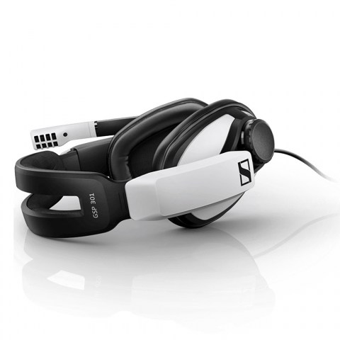 Sennheiser GSP 301 Headset - Lying Right