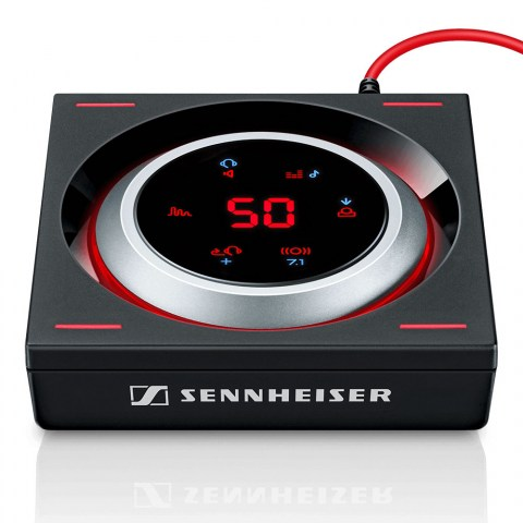 Sennheiser GSX 1000 Audio Amplifier - Product Front