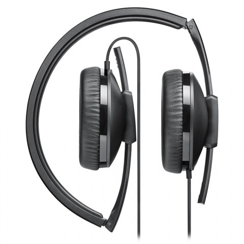 Sennheiser HD 100 Headphones - Folded