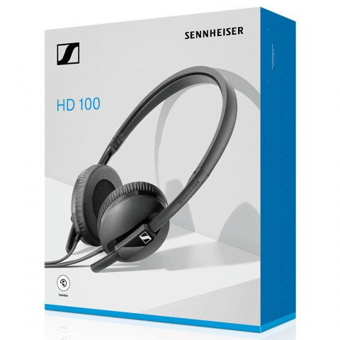 Sennheiser HD 100 Headphones - Packaging Front